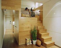 small loft