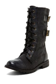 Military Boot //