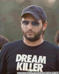 Shahid Afridi Pakistani   All rounder ...