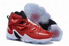 best service c8ab0 a7d72 Latest and Cheapest Nike Lebron 13 XIII Opening Night On Court Home  University Red White