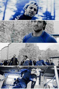 Pietro Maximoff: Quicksilver (Avengers: Age of Ultron)