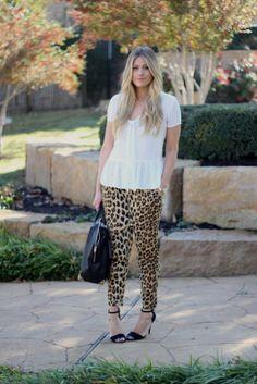 Devon Rachel: Leopard Lady