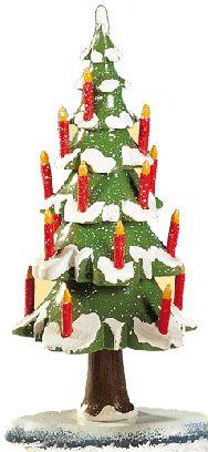 """Rothenburger Weihnachtswerkstatt """"Christbaum"""""""