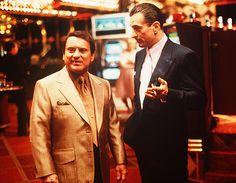 Hay tres formas de hacer las cosas, hacerlas bien, hacerlas mal y hacerlas como yo las hago. - Casino.
