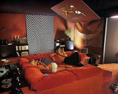 70′s Lounging « Cakehead Loves Evil