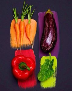 Verdure (summer food design)
