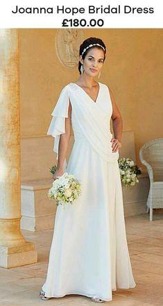 bce6906b84 Joanna Hope Ivory Bridal   Specil Occasion Dress Plus Size 16  fashion   clothing