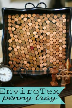 Crafting with pennies