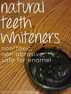 5 Natural Teeth Brighteners | Home Remedies