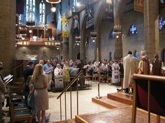 Confirmations at Christ Church Cathedral