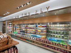 Napa Farm Market Design, Market Design, Retail Store design, food store design, interior design, shop design