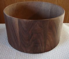 Solid Walnut Stave Snare Drum Shell Build Your Own Custom