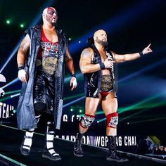 Doc Gallows and Karl Anderson