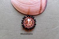 Mézesmama gyöngyei: Réka medál minta