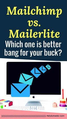 Mailerlite: Which email service provider should you start with when you're on a budget? Email Providers, Email Service Provider, Marketing Software, Email Marketing, Content Marketing, Online Blog, Email List, Pinterest Marketing, Blog Tips