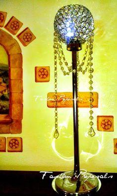 Sale Candelabra chandelier candle holder by FashionProposals, $125.00