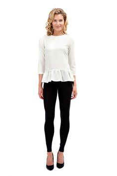 Sırt Fermuarlı Beyaz Bluz Ürün Kodu : 13525057 19,99 TL TL
