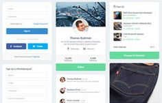 20 Fresh and Free UI Kits For 2015