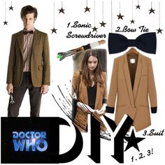 DIY Doctor Who costume  sc 1 st  Pinterest : doctor who companion costume  - Germanpascual.Com