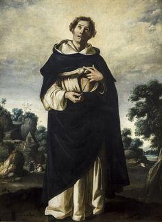 Zurbarán. Beato Enrique Susón. 1636-1638