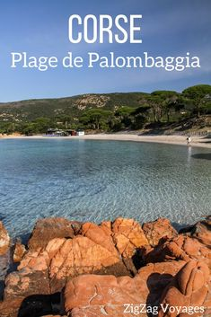 Corsica Travel Guide – Discover the famous Palombaggia beach - photos + tips to plan your visit Corsica Travel, Belle France, Travel The World Quotes, Beach Trip, Beach Travel, Voyage Europe, Photos Voyages, New Travel, Travel Photography
