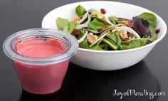 Joy of Blending - Vitamix and Blendtec blender recipes and tips