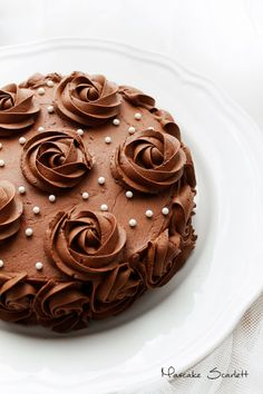 TARTA CHOCOLATE CAKE