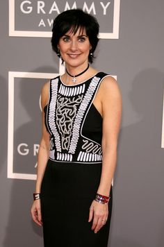 Enya - 49th Annual Grammy Awards - Arrivals