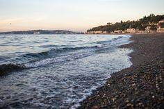 Alki Beach, Washington. Alexandra Danae Photography