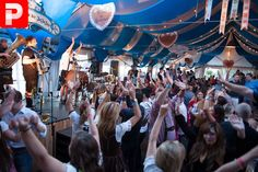 Oktoberfest NYC 2015.It's time to raise your beer!