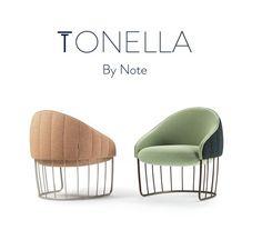 LUXURY FURNITURE | Tonella chair by Sancal| www.bocadolobo.com/ #luxuryfurniture #designfurniture