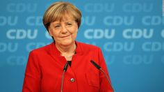 German Chancellor Angela Merkel announces run for fourth term #german #chancellor #angela #merkel #announces #fourth