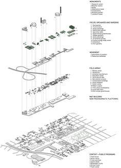 Stan allen piranesis campo marzio an experimental design detroit rock city a vertical botanic garden by stan allen architect publicscrutiny Images