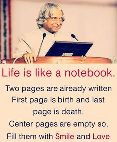 Awesome lines Follow us @_life.of.student_ Apj Quotes, Motivational Picture Quotes, Motivational Quotes Wallpaper, Life Quotes Pictures, Life Choices Quotes, Life Lesson Quotes, Big Girl Quotes, Successful Life Quotes, Kalam Quotes
