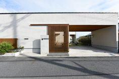 中庭を囲むコの字型の家|滋賀県 栗東市 | 大輪建設株式会社|滋賀・京都の注文住宅・新築一戸建ての設計施工