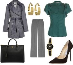 """""""Scandalous Olivia Pope Fashion Look"""" by nicole-gordon-phillips on Polyvore"""