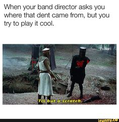 relatable, marchingband, bandgeek, band, marchingbandproblems