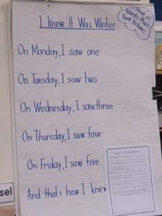 Joyful Learning In KC: Writing Workshop Painting Word Pictures Kindergarten Writing, Writing Activities, Pirate Activities, Calendar Activities, Kindergarten Christmas, Winter Activities, Teaching Nouns, Teaching Poetry, In Writing