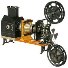 Liesegang 35mm projector