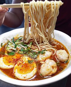 : eatbearded - January 09 2019 at - and Inspiration - Yummy Fatty Meals - Comfort Foods Recipe Ideas - And Kitchen Motivation - Delicious Steaks - Food Addiction Pictures - Decadent Lifestyle Choices Ramen Recipes, Noodle Recipes, Meat Recipes, Ramen Noodles, Chinese Food, Japanese Food, Food Preparation, Pot Roast, Spicy