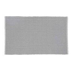 Polperro Stripe Dove Grey Rug | Grey Striped Rugs | Free UK Delivery – Weaver Green Stripes Design, Grey Stripes, Dove Grey, Striped Rug, Dust Mites, Recycle Plastic Bottles, Grey Rugs, Rugs Online, Beach Mat