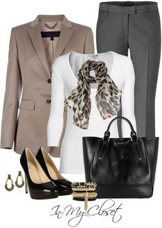 """Leopard Love"" by in-my-closet on Polyvore"