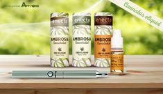 Ambrosia CBD Marijuana - Enecta - Vaperalia