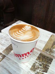 Gimme! Coffee in Brooklyn