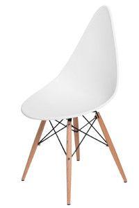 Krzesło Rush DSW białe