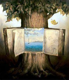Träd - Lillholmsskolans Bildakademi