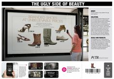 People For The Ethical Treatment Of Animals: Belts, Shoes