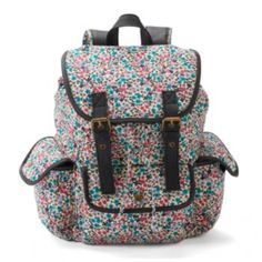 Candie's Anna Ditsy Floral Backpack