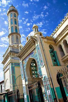 Mosque in Algiers, Algeria