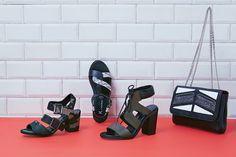 Nouvelle collection chaussures Printemps-Été 2016 / La Halle